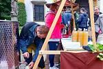 Sobotní burčákové slavnosti v Cholticích
