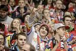 Derby Pardubice vs. Hradec mělo tu správnou atmosféru. V závěru se ale mohli radovat fanoušci Dynama.