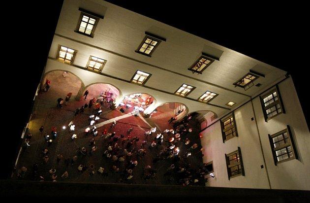 Muzejní noc ovládla pardubický zámek