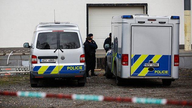 Na ubytovně v Opatovicích nad Labem došlo ke dvojnásobné vraždě