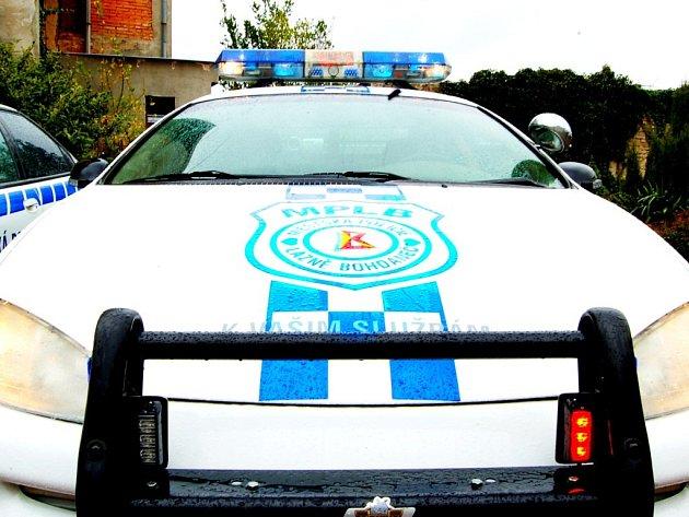 Městská policie Lázně Bohdaneč
