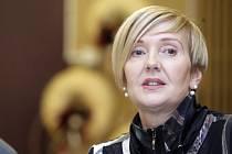 Ředitelka Komorní filharmonie Pardubice (KFP) Jarmila Zbořilová.
