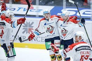 Hokejová extraliga: Pardubice - Liberec 3:2