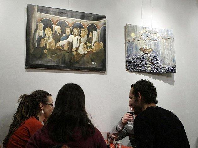 Výstava odsouzených vězňů
