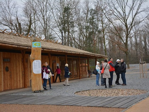 Pardubice v parku Na Špici začaly s přípravou Olympijského parku