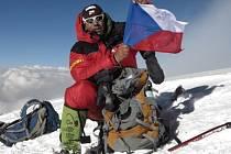 Vrchol K2, poslední osmitisícovky, která Radkovi Jarošovi scházela, dobyl 26. července letošního roku.