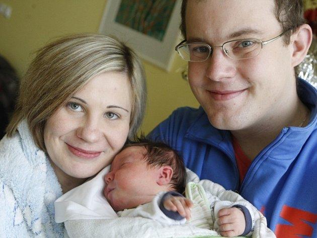 Vít Lelek se narodil 31. prosince 2013  ve 20:49 hodin. Měřil 49 centimetrů a vážil 3500 gramů. Maminku Janu u porodu podpořil tatínek Martin a rodina je z Přelouče.
