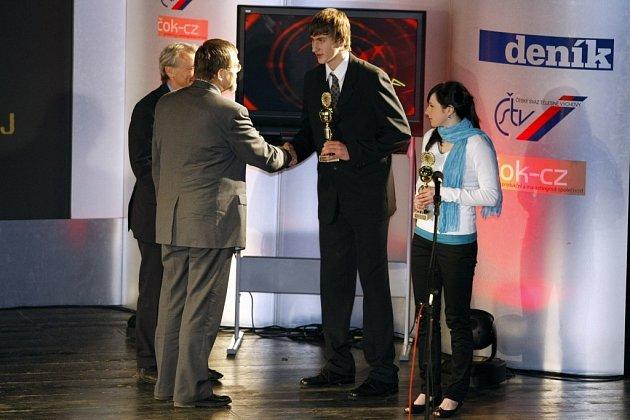 Vyhlášení Sportovce roku 2008 ve Skutči