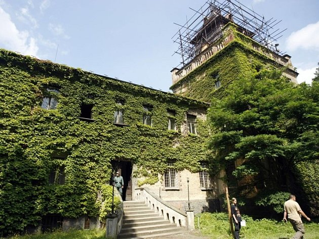 Larischova vila v Pardubicích