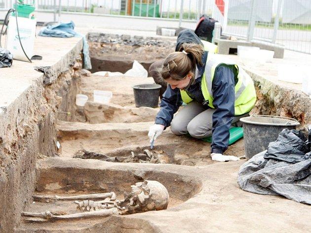 VÝCHODOČESKÉ MUZEUM provádí téměř všechny záchranné archeologické výzkumy v regionu.