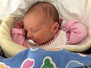 Barbora Barešová se narodila 1. listopadu v 10 hodin 32 minut. Měřila 50 centimetrů, vážila 3710 gramů. Doma ve Starých Jesenčanech očekávají malou Barborku a její maminku Michaelu tatínek Tomáš s tříletým Filípkem.