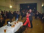 Hasičský ples v roce 2009