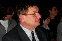 Sekretář a zástupce předsedy nově založeného Klubu českých olympioniků – region východní Čechy a Vysočina – Josef Doktor.