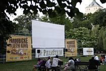 Letní kino v Pardubicích