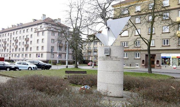 Náměstí Dukelských hrdinů se dočká rekonstrukce