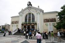 Městské divadlo.