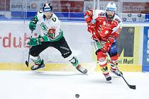 Hokejová Tipsport extraliga: HC Dynamo Pardubice - BK Mladá Boleslav