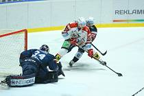 Hokejová extraliga: Pardubice - Plzeň