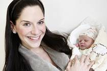 Mariana Janků se narodila 20. února ve 4:12 hodin. Měřila 50 centimetrů a vážila 3140 gramů. Maminku Moniku u porodu podpořil tatínek Jiří a rodina je z Pardubic.