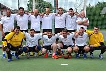 Vítězný tým mužů
