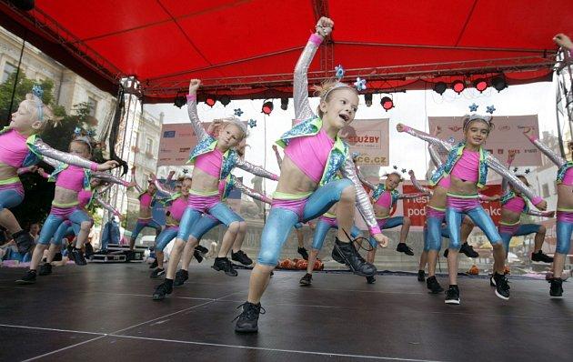 Zrcadlo umění nabídne taneční a hudební vystoupení.