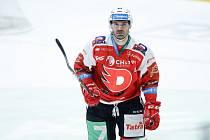 Jan Kolář, obránce hokejistů HC Dynamo Pardubice.