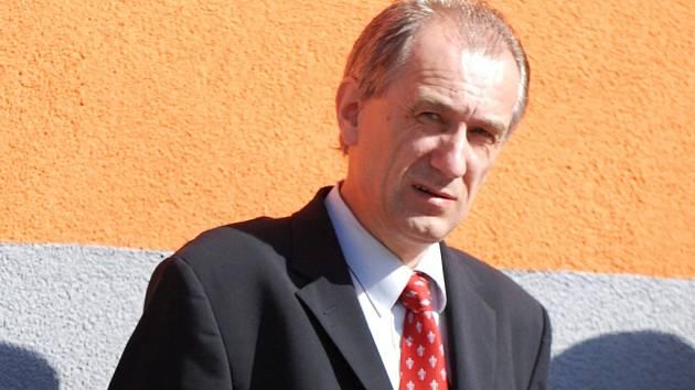 Josef Janeček, radní Pardubického kraje odpovědný za oblast zdravotnictví