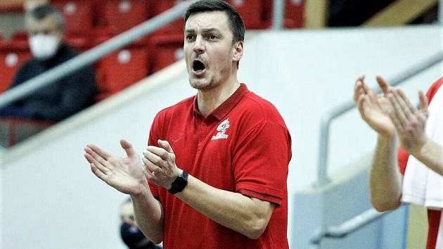 MAKÁME! Radek Nečas se po ukončení hráčské kariéry stal sportovním ředitelem klubu a nechtěně i trenérem.