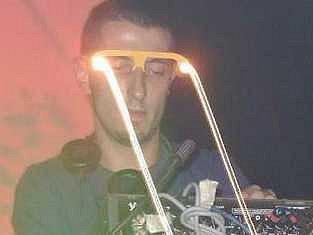 DJ Chris Sadler.
