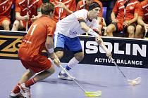 Kvalifikace na MS 2014 ve florbale: Česko - Norsko 6:2