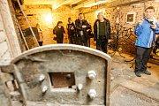 Den otevřených dveří v pardubickém krematoriu