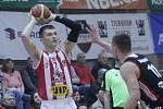 Kooperativa NBL: BK JIP Pardubice - Dekstone Tuři Svitavy.