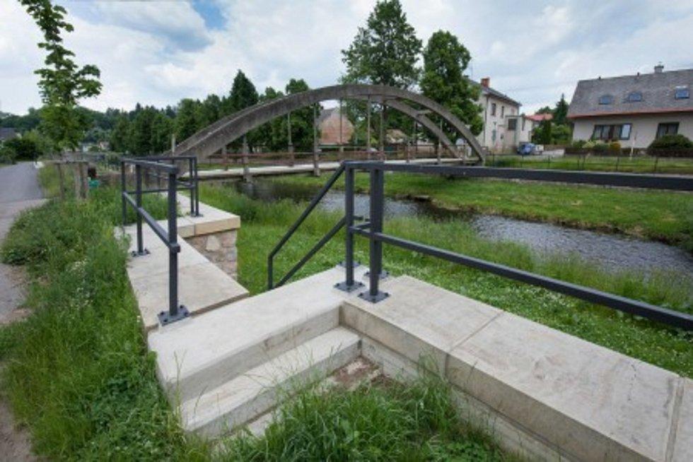 Divoká Orlice, Žamberk, protipovodňová ochrana