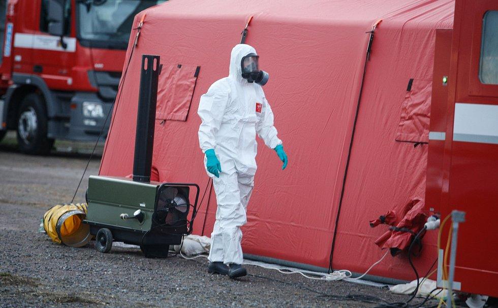 V Česku je druhé ohnisko ptačí chřipky. Nemoc se objevila v komerčním chovu Moras Moravany ve Slepoticích na Pardubicku (18.2.2020)