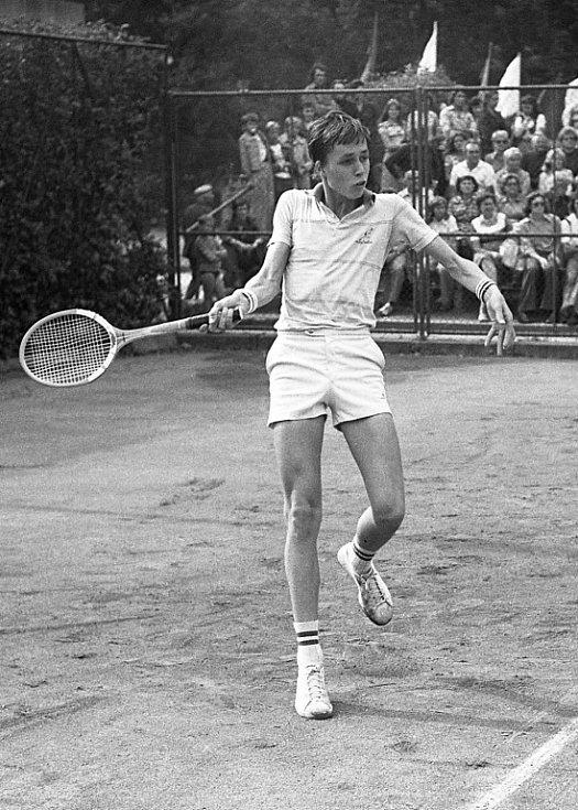 Ivan Lendl, vítěz ročníku 1976