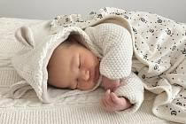 Elias Bláha se narodil v pátek 22. 1. 2021 v 17:03 hodin rodičům Kamile a Honzovi Bláhovým. Doma se na něj těšil bráška Adriánek. Elias vážil 3660 g a měřil 51 cm.