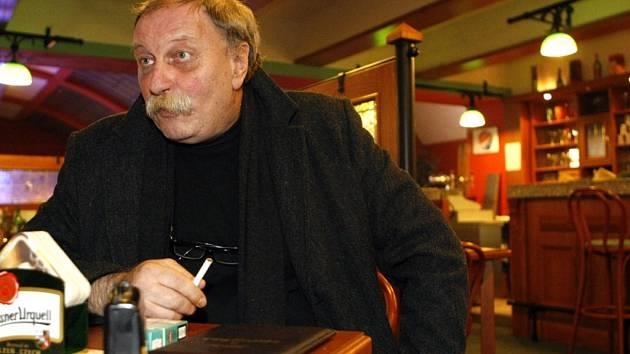 Režisér Vladimír Drha