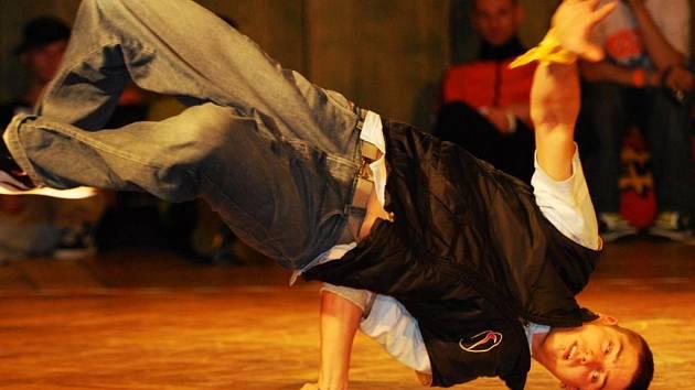 BreakDance - Tanečníci předváděli divy