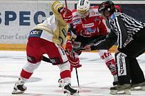HC Slavia - HC ČSOB Pojišťovna Pardubice