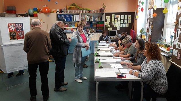 Volby 2018vPardubích.