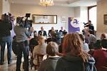 Z tiskové konference nového hnutí 3PK