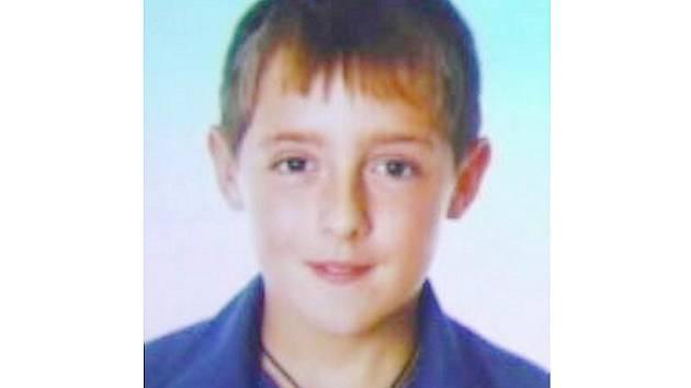 Pohřešovaný Daniel Jedlička