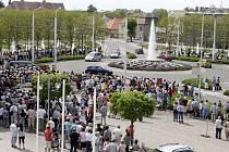 Zahájení lázeňské sezóny 2012 v Lázních Bohdanči