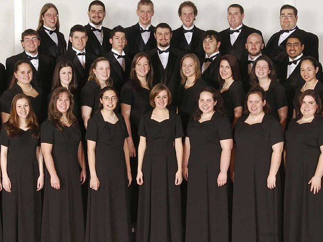 Sbor Lycoming College Choir.