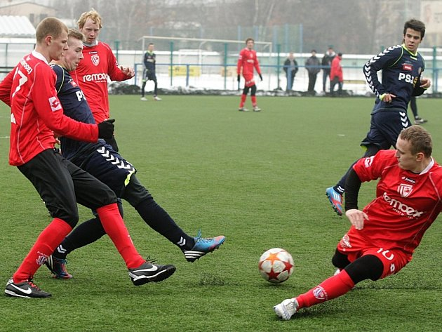 FK Pardubice B - FC Vysočina Jihlava U21 2:3