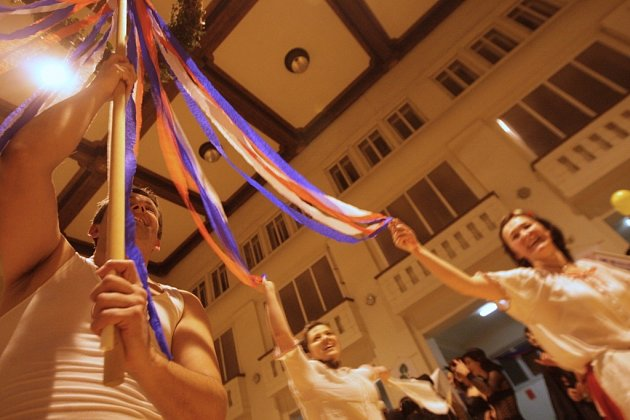 111. sokolské šibřinky k výročí 150 let existence Sokola