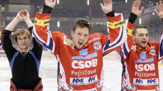 Pardubice postoupily do semifinále