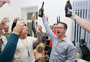 Vítěznou stranou v Komunálních volbách 2018 s v Pardubicích stalo ANO s lídrem a současným primátorem města Martinem Charvátem.