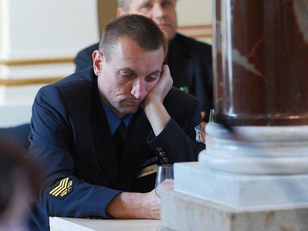 Ředitel Městské policie Pardubice Petr Kvaš