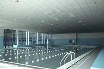 Takto by měl nový pětadvacetimetrový bazén v Pardubicích vypadat.